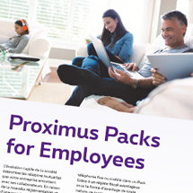 <h2>White paper // Proximus</h2>Avril 2017